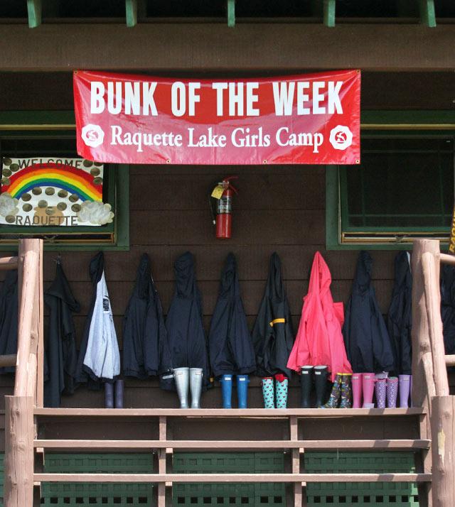 Girls Bunk of the Week